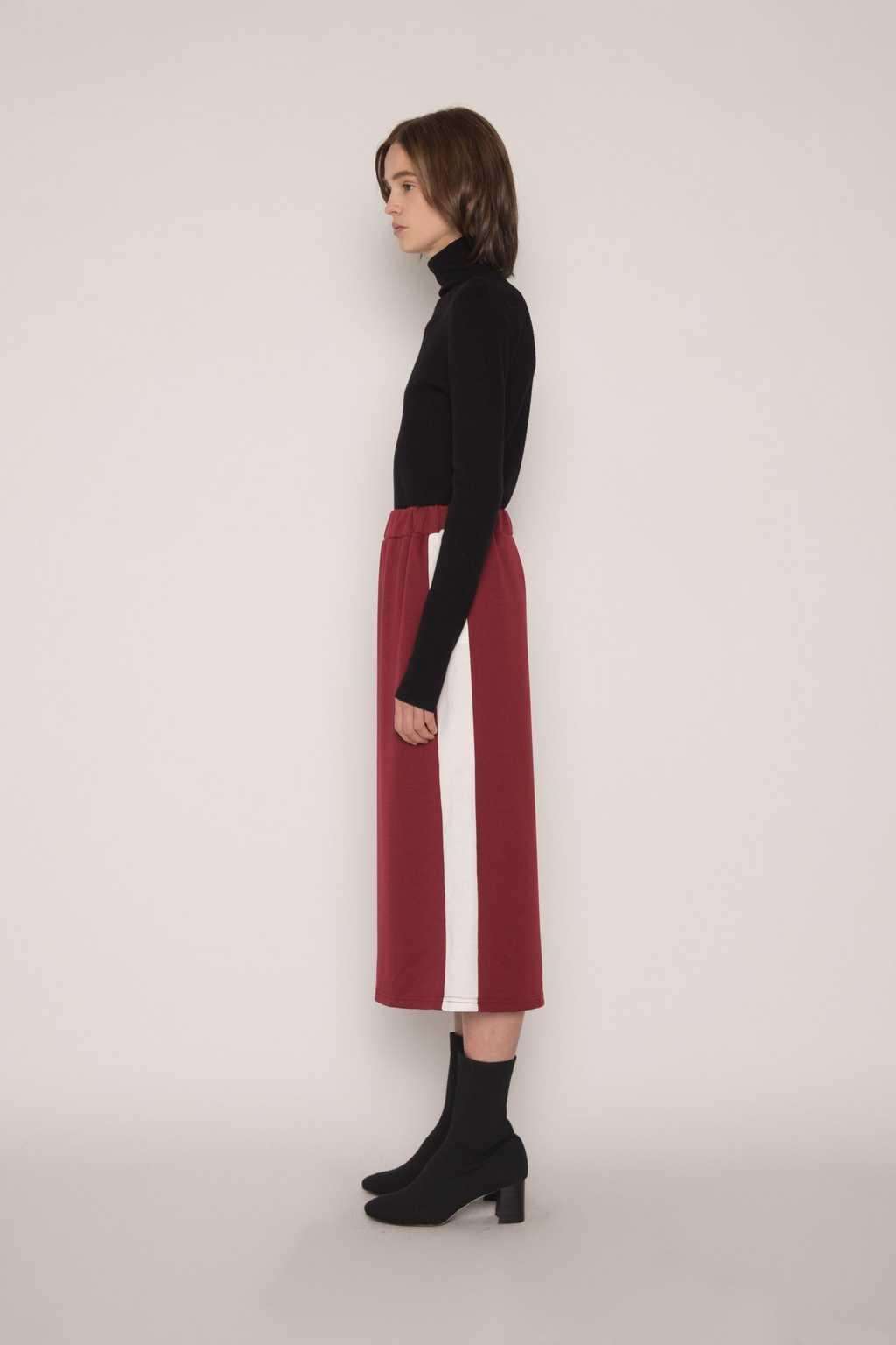Skirt H166 Wine 3