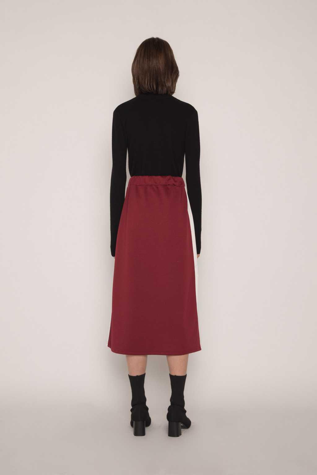 Skirt H166 Wine 4
