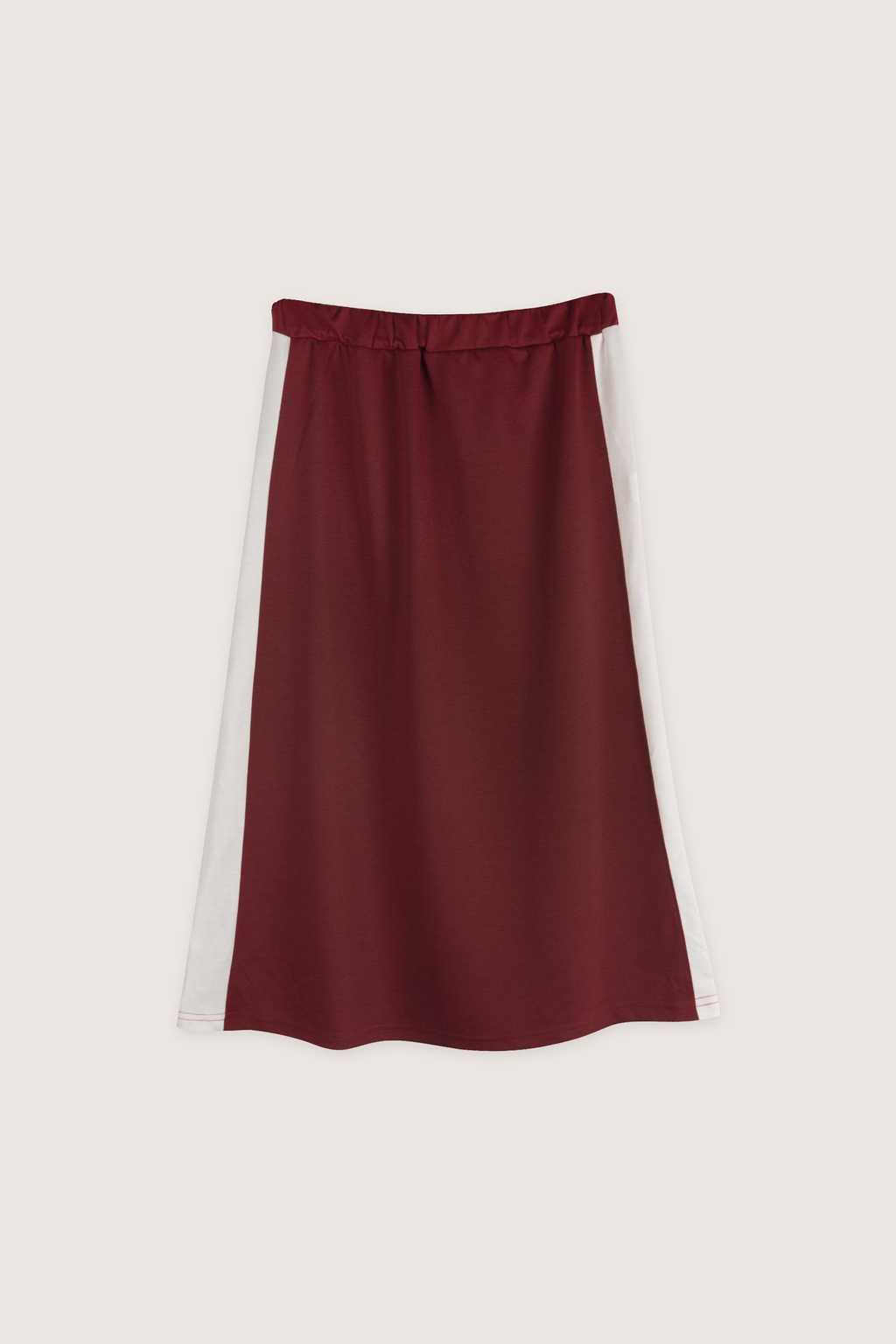 Skirt H166 Wine 5