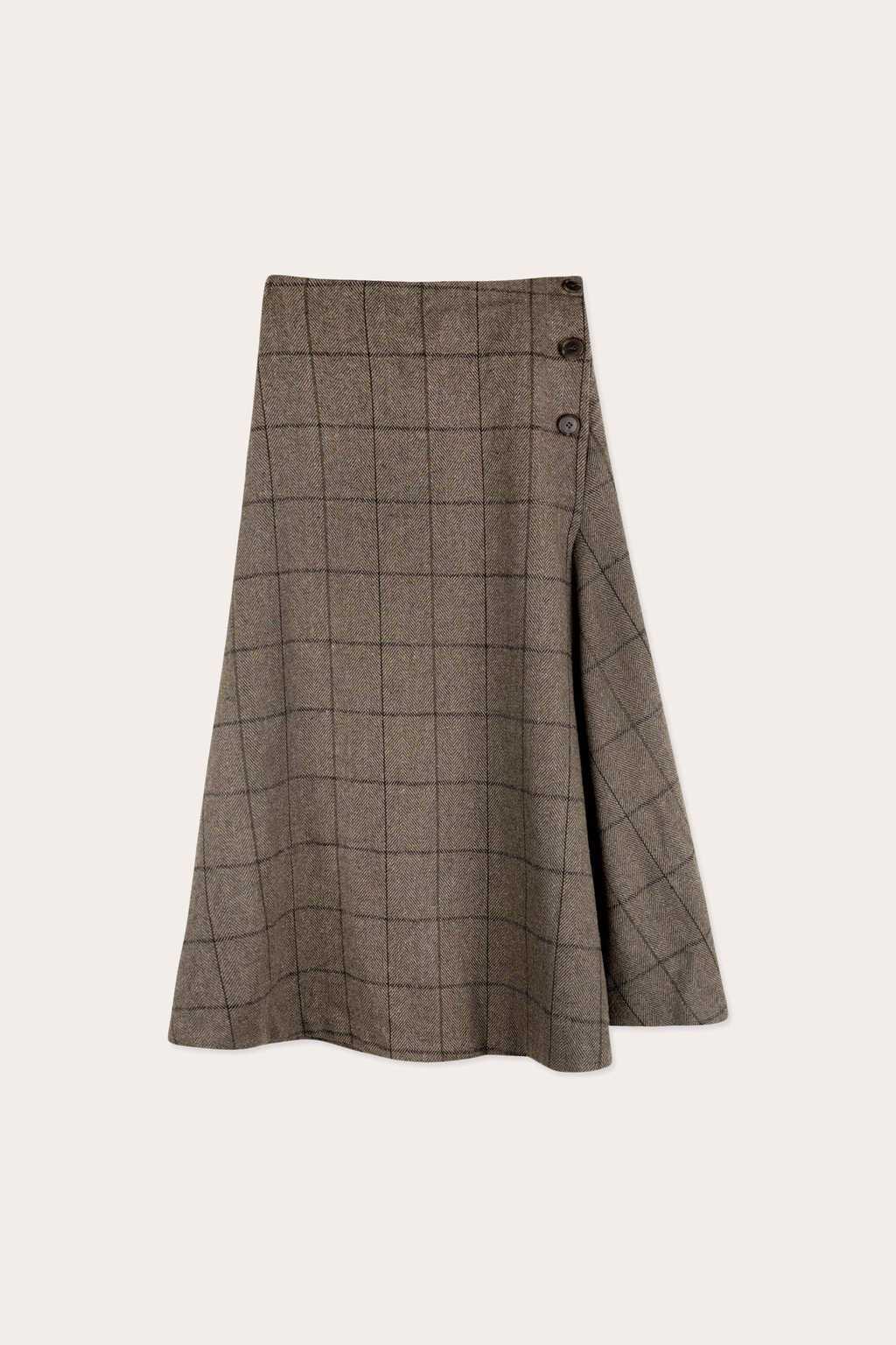 Skirt H176 Black 7