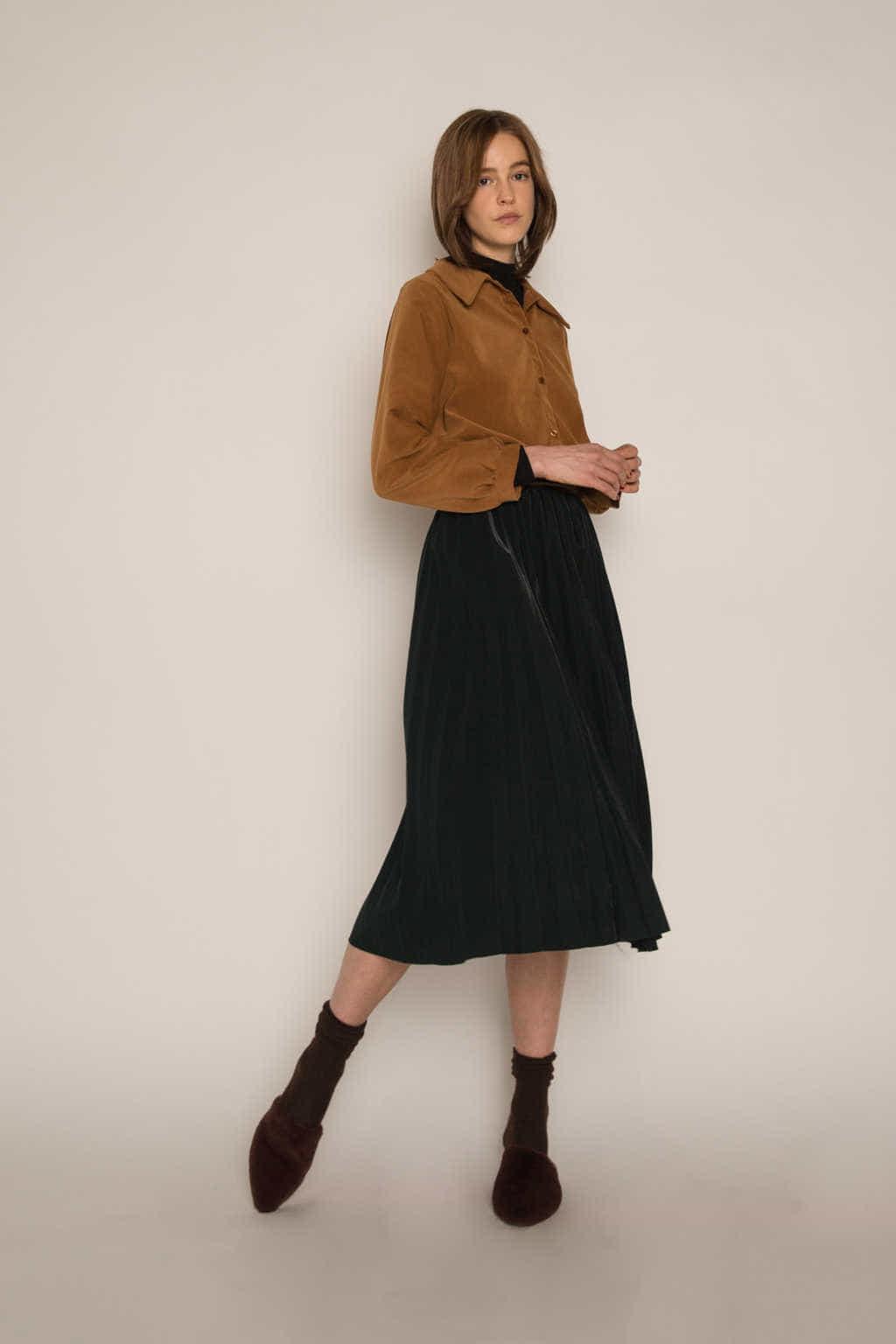 Skirt H180 Green 3