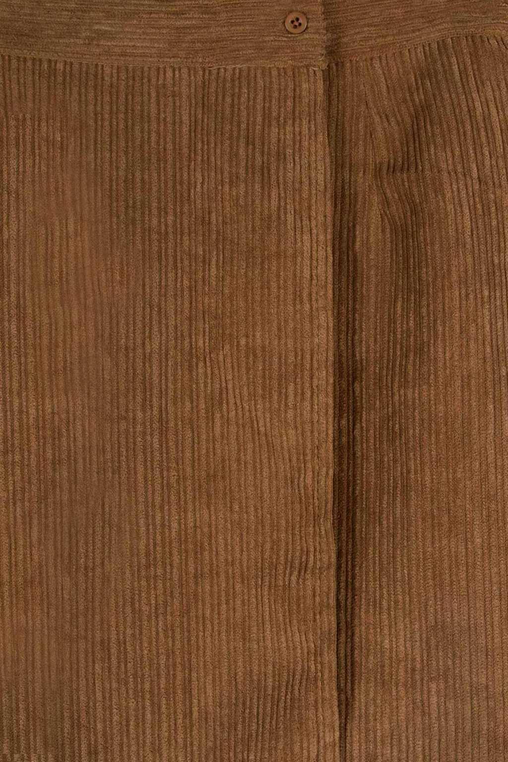 Skirt H186 Brown 6