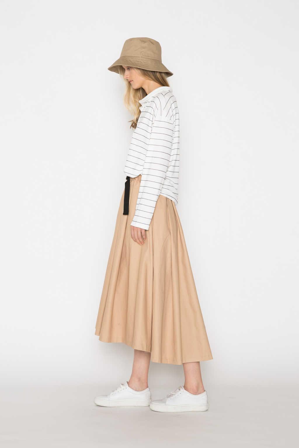 Skirt H208 Beige 1