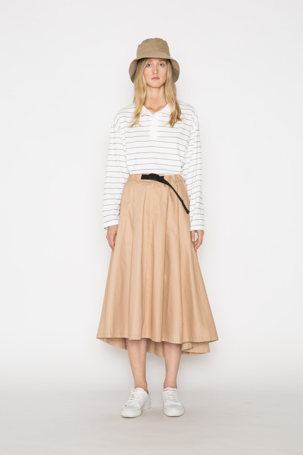 Skirt H208 Beige 3