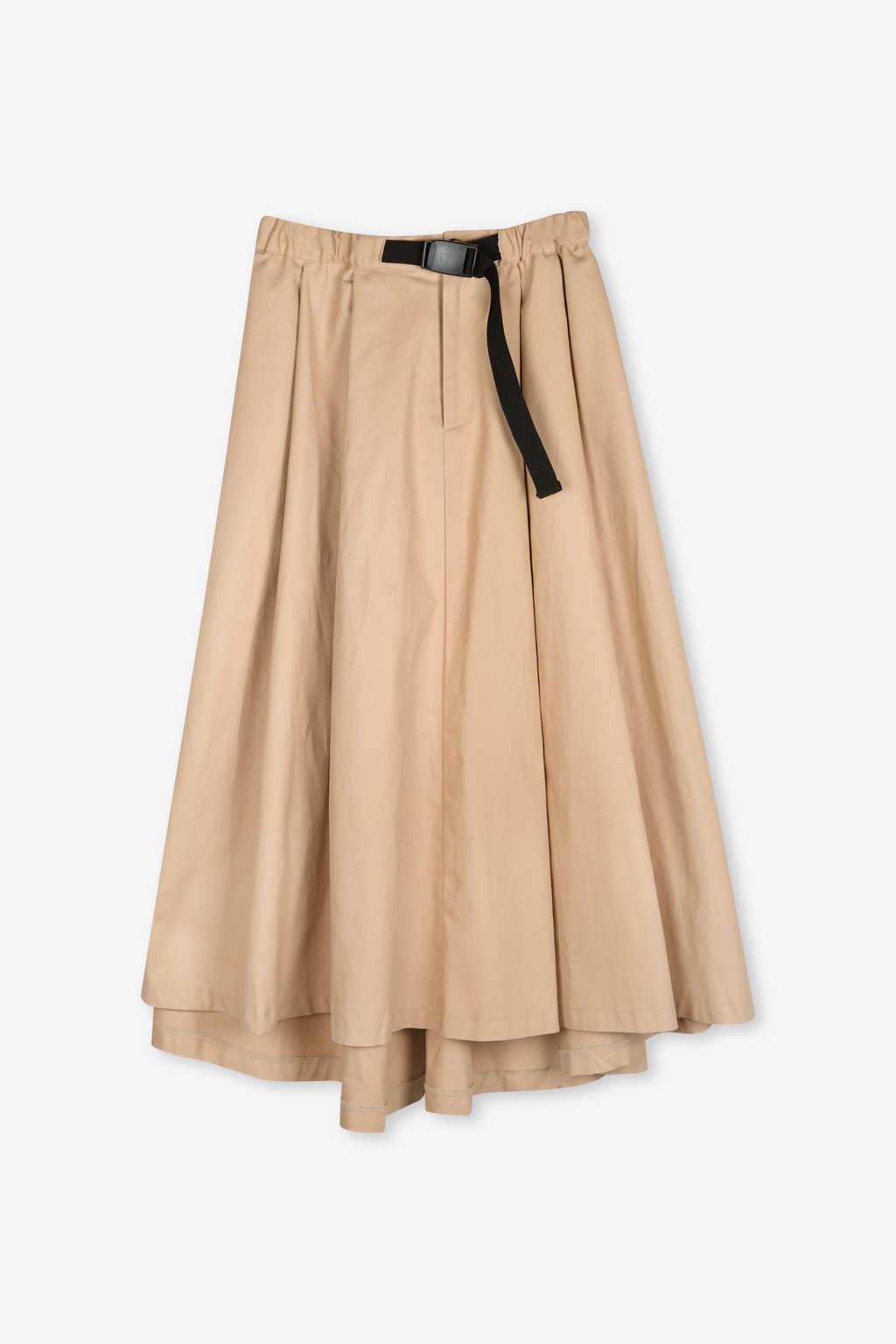 Skirt H208 Beige 5