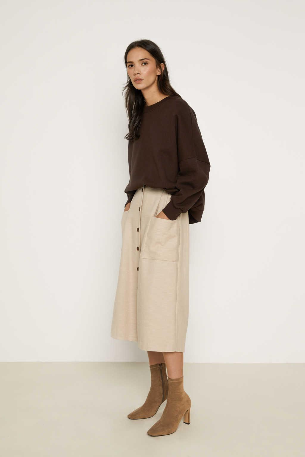 Skirt K003 Beige 2