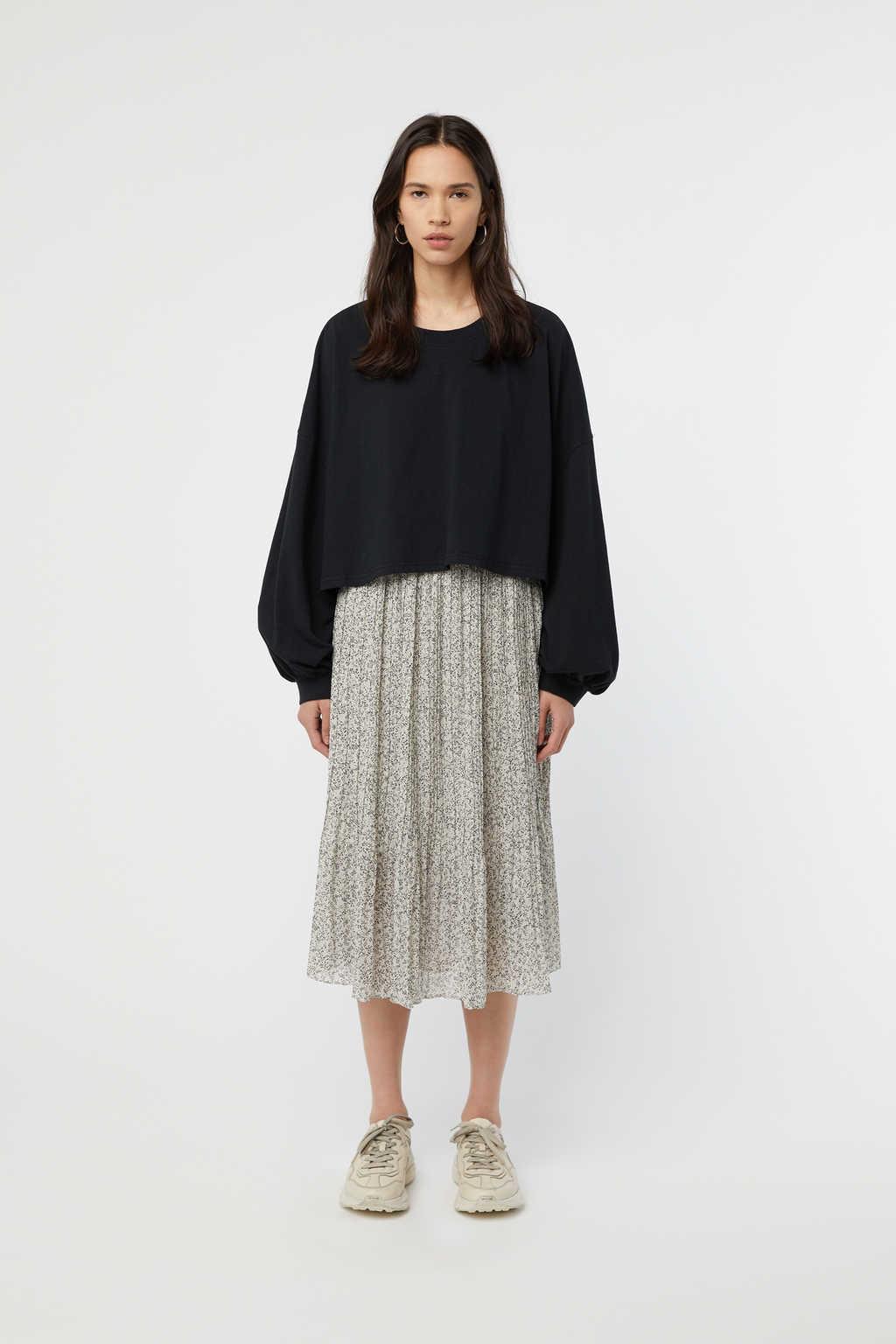 Skirt K004 Cream 2