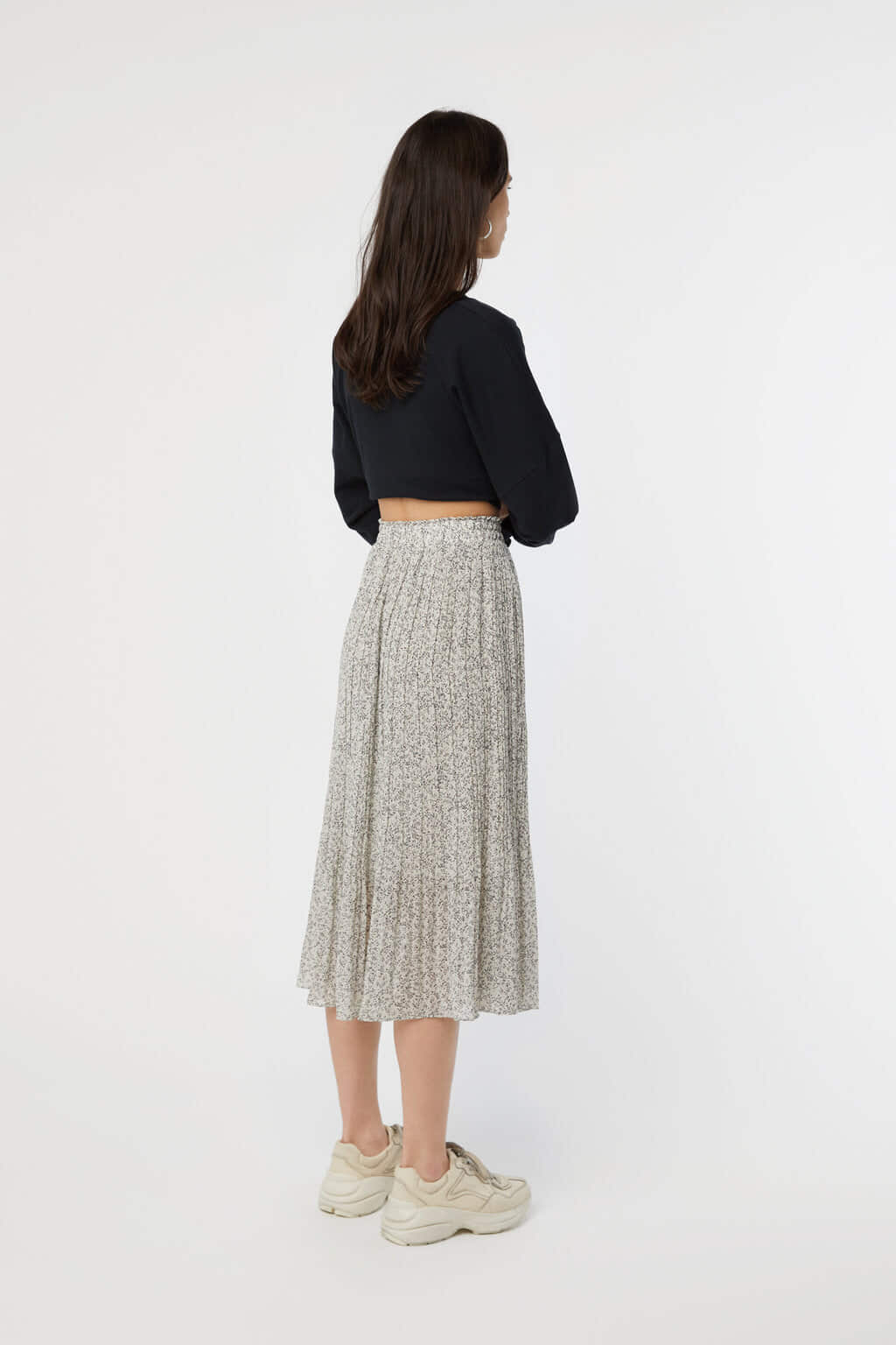 Skirt K004 Cream 4