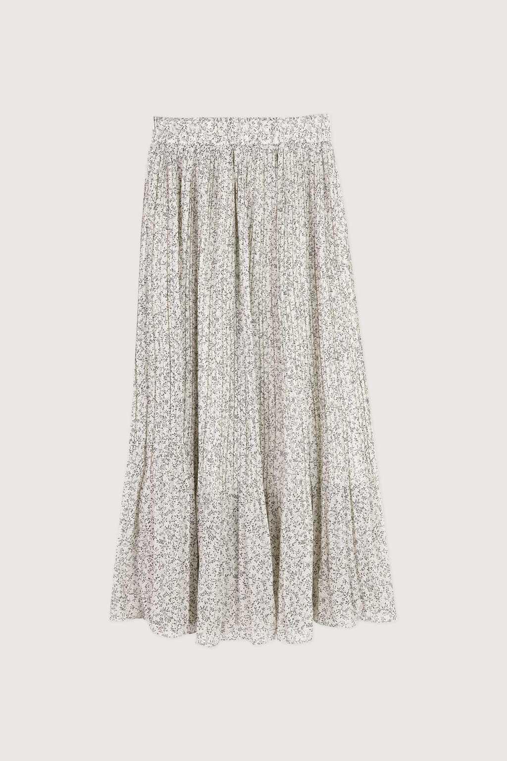 Skirt K004 Cream 5