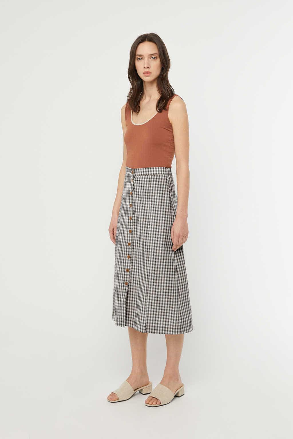 Skirt K012 Black 1
