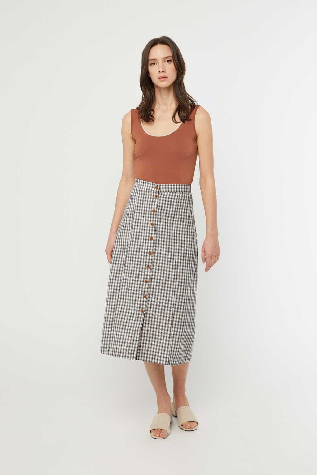 Skirt K012 Black 2