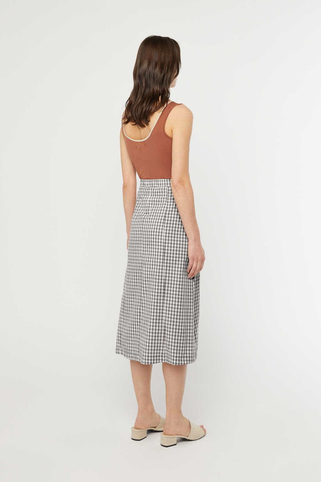 Skirt K012 Black 3