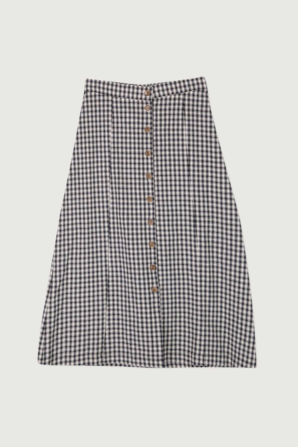 Skirt K012 Black 4