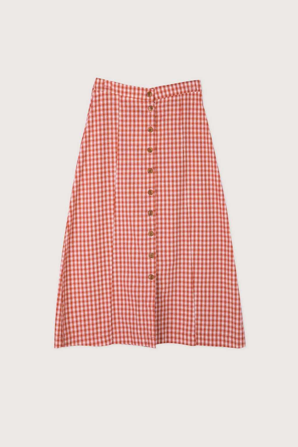 Skirt K012 Red 6
