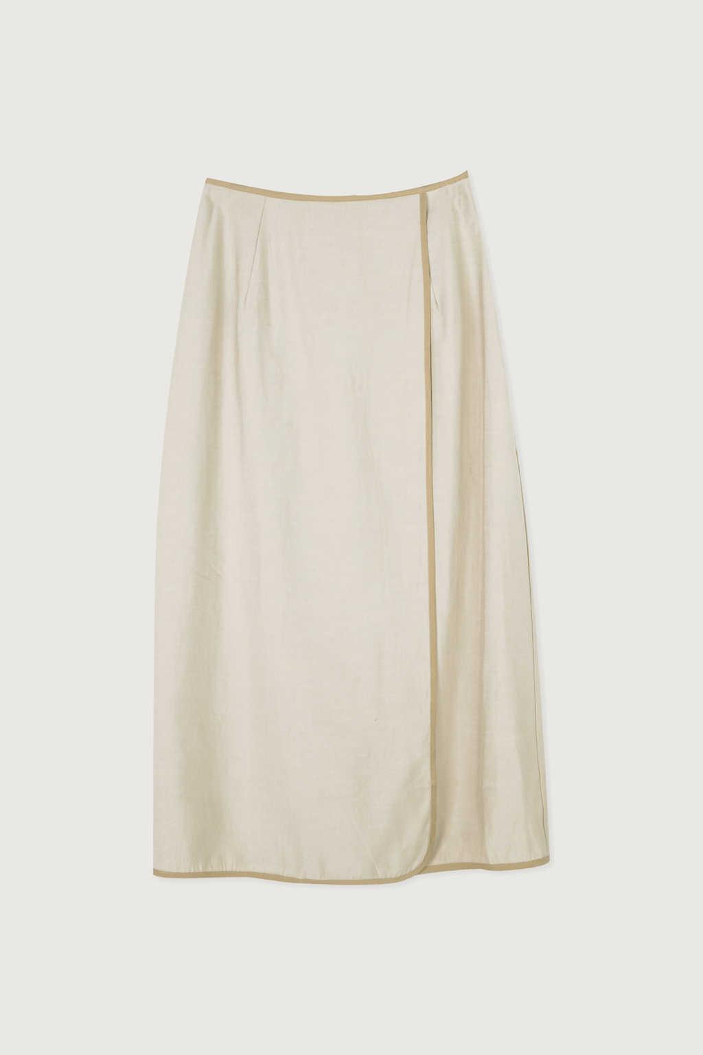 Skirt K024 Beige 5