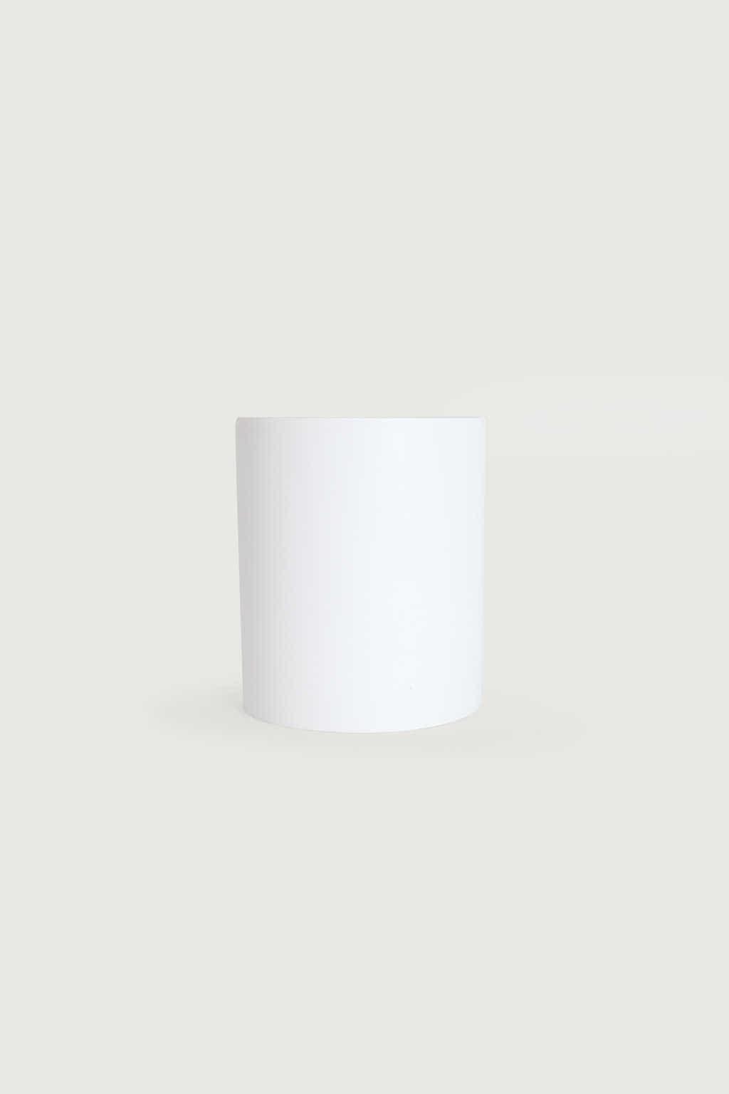 Slim Ceramic Planter 2946 White 4