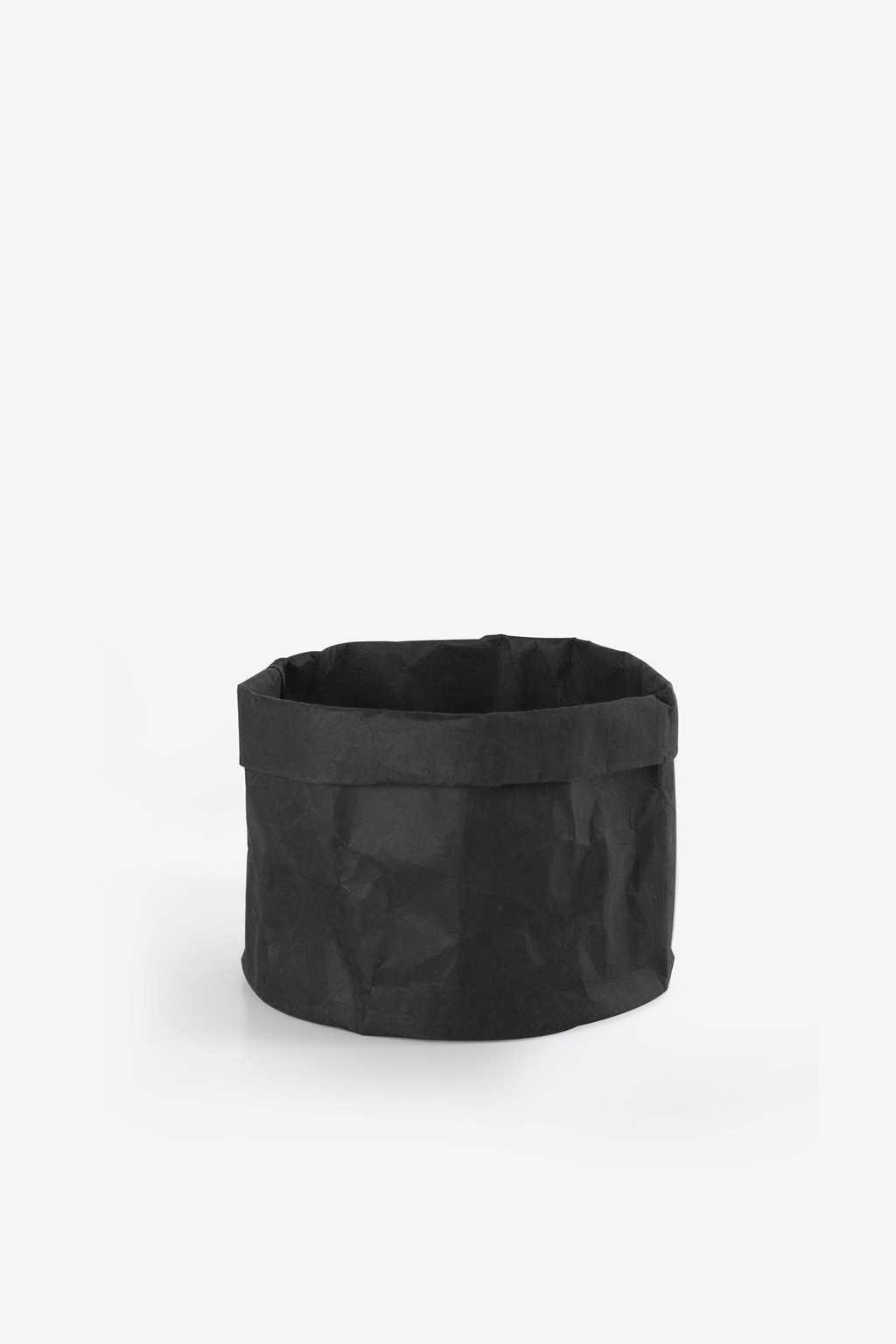 Small Paper Bin 1024 Black 3