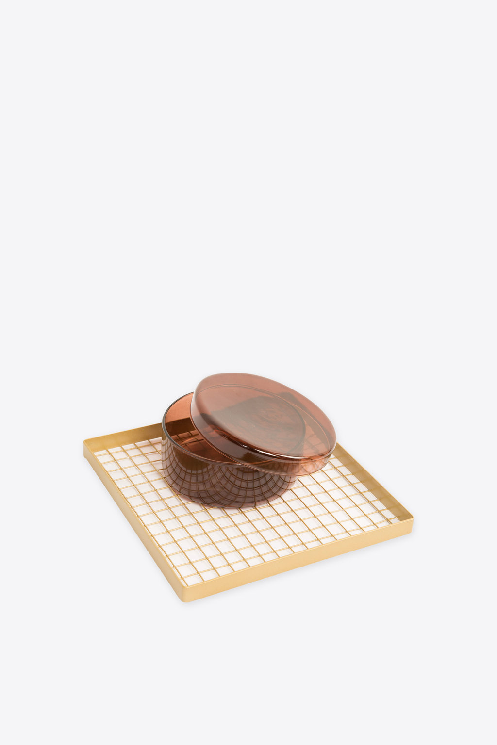 Small Wire Tray 2866 Gold 1