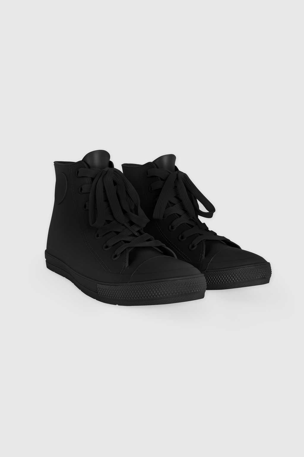 Sneaker 3023 Black 9