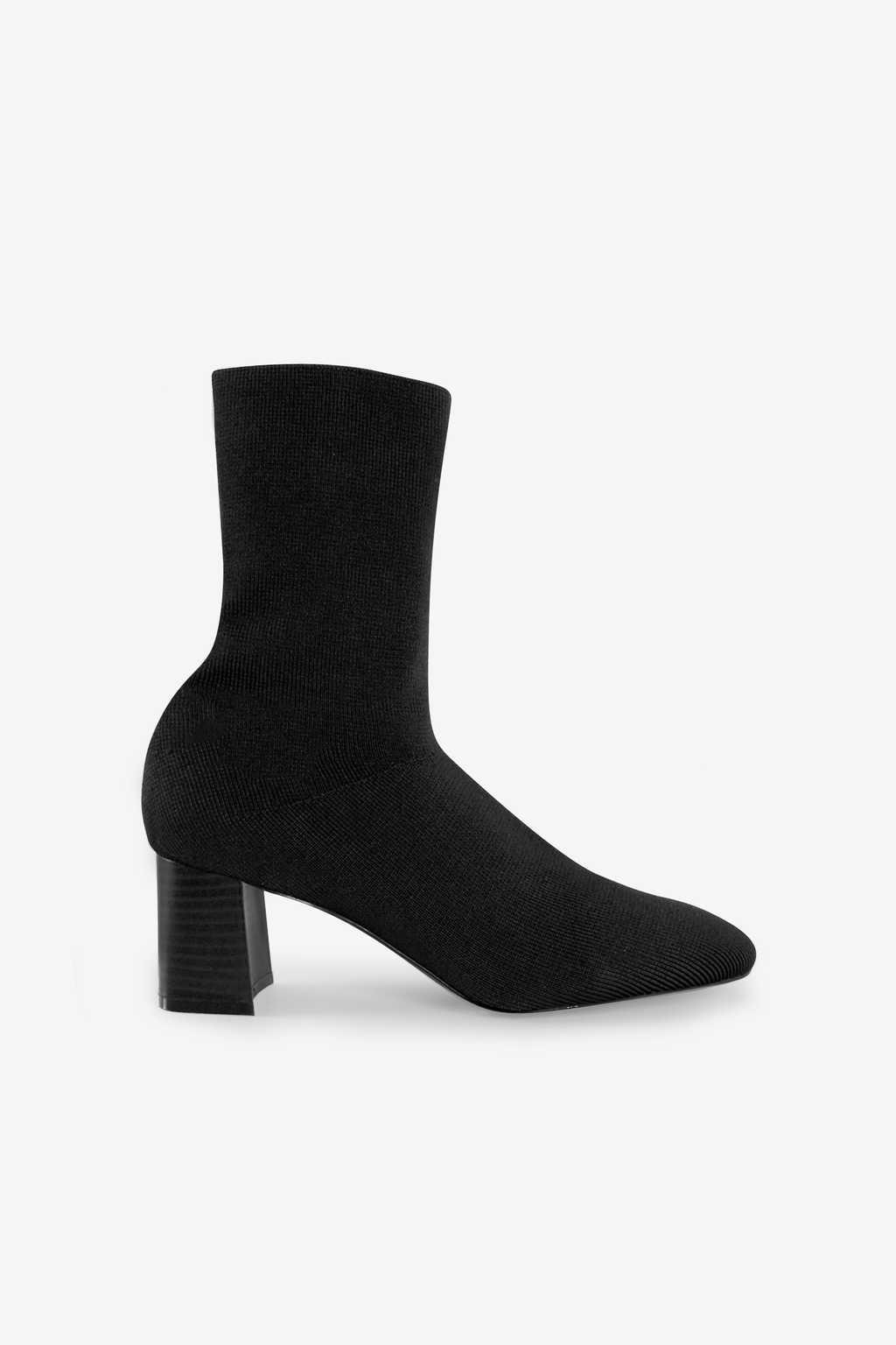 Sock Boot 16302018 Black 1