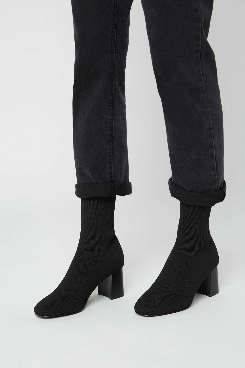 Sock Boot 16302018 Black 5