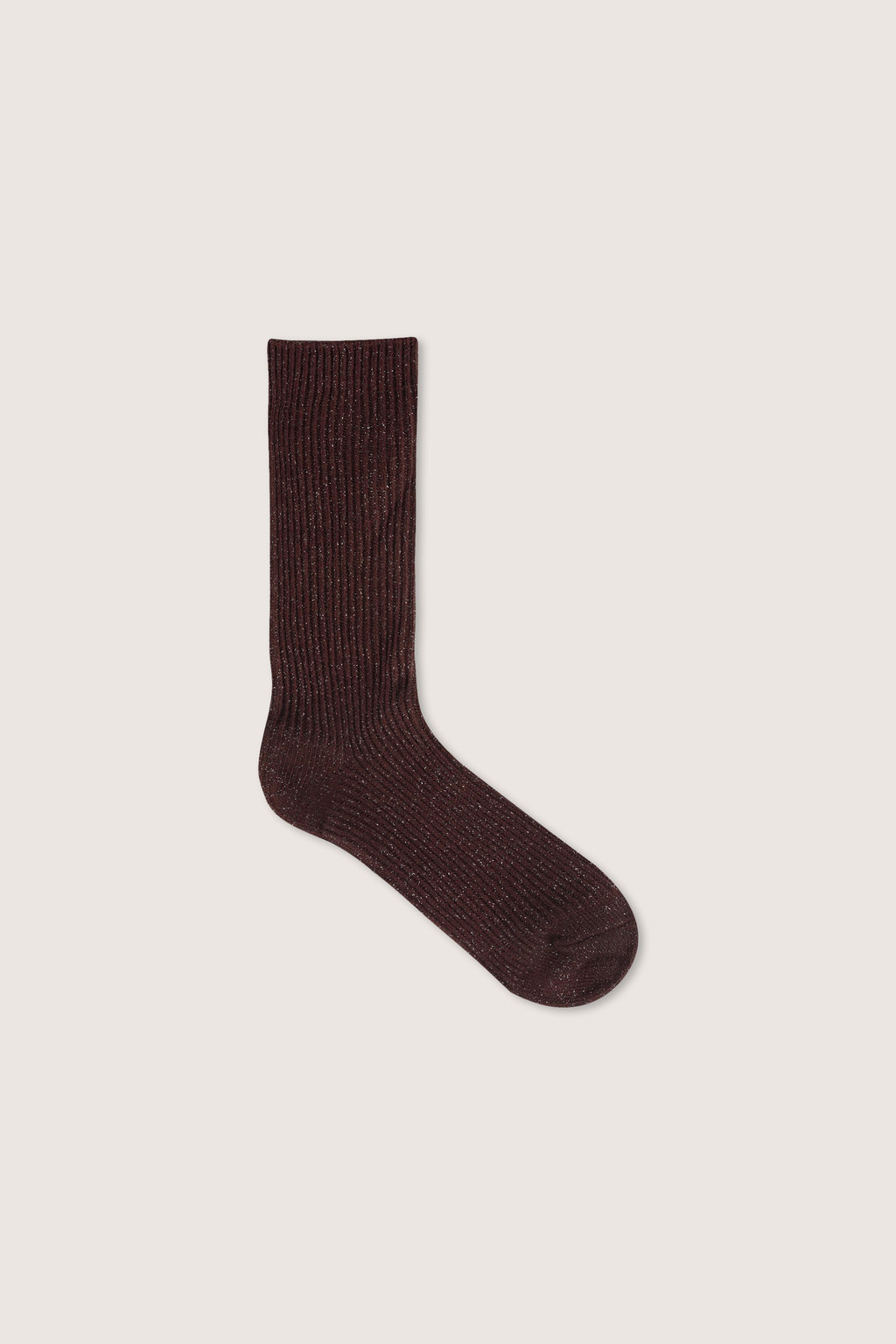 Sock H036 Brown 3