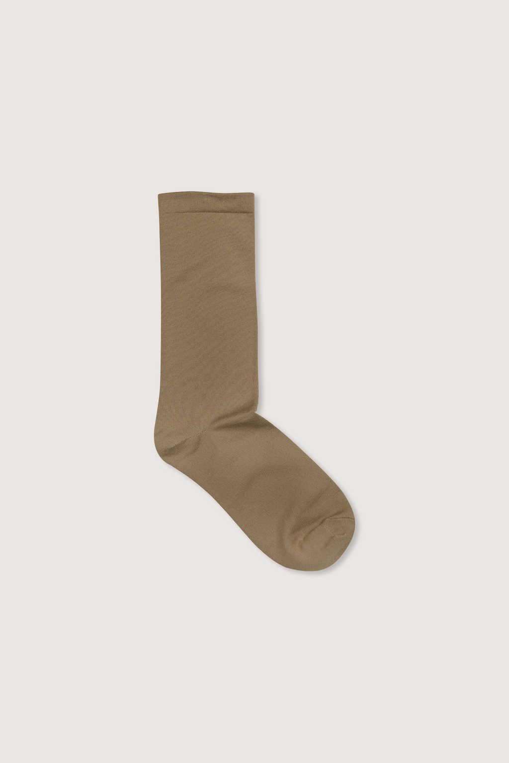 Sock H050 Beige 3