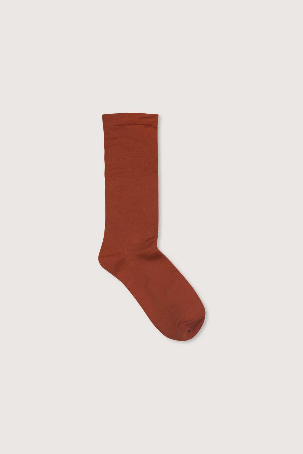 Sock H050 Orange 2