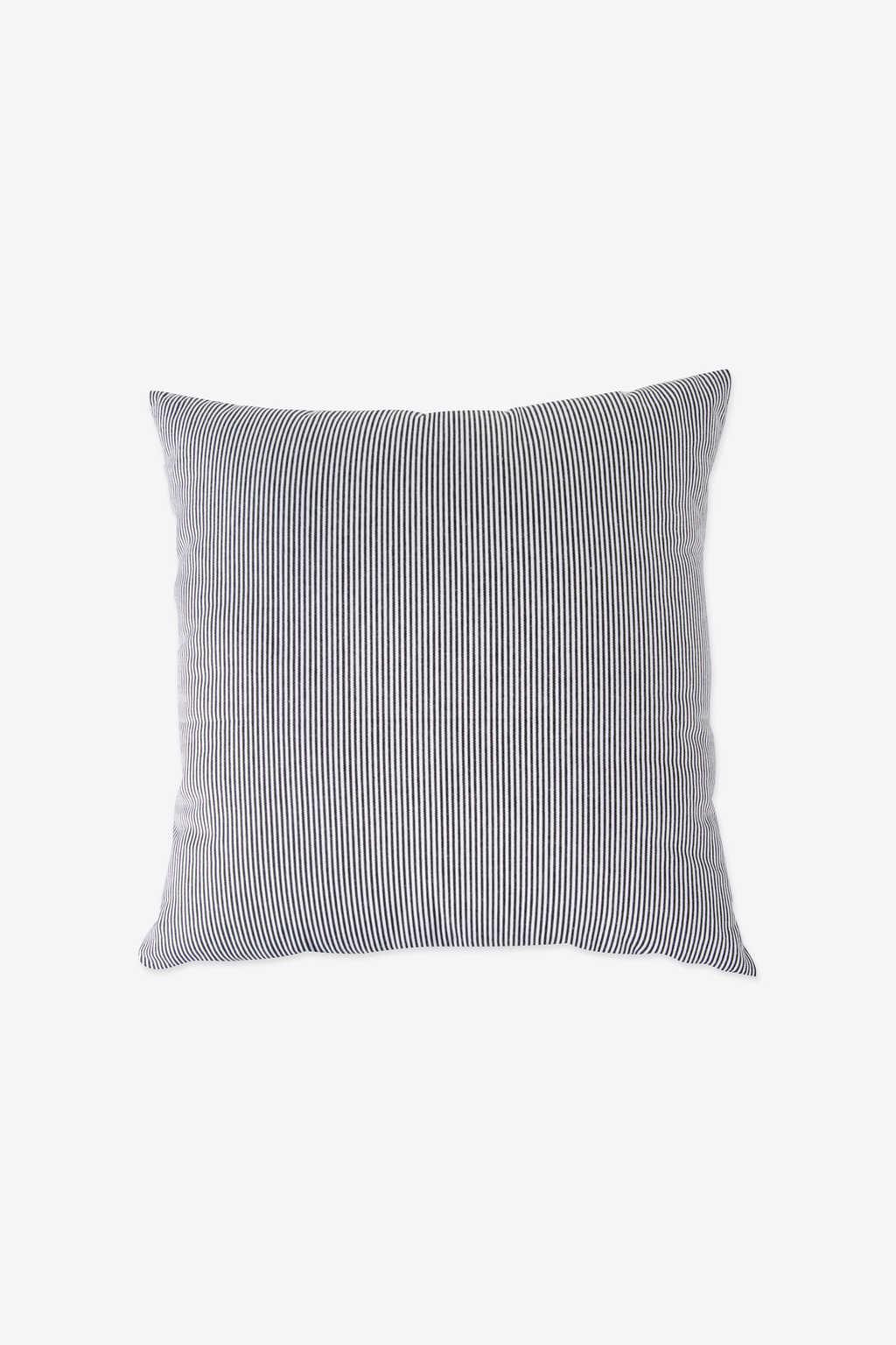 Striped Pillow 1844 Navy 1