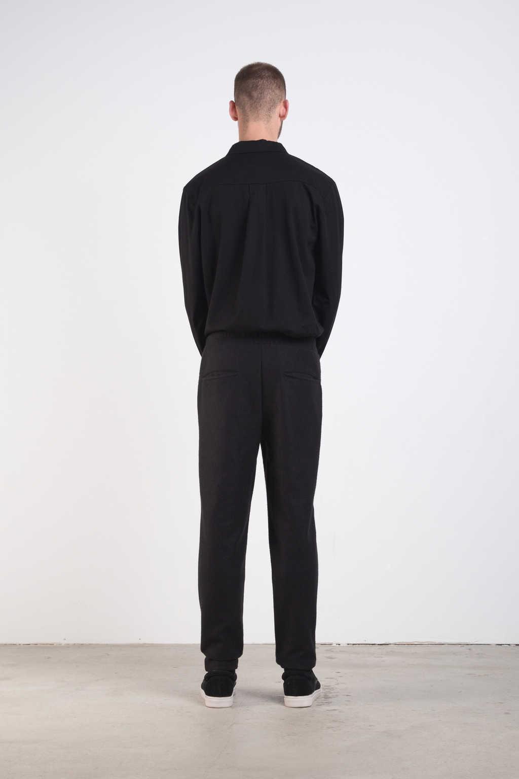 Sweat Pant 5144 Black 3