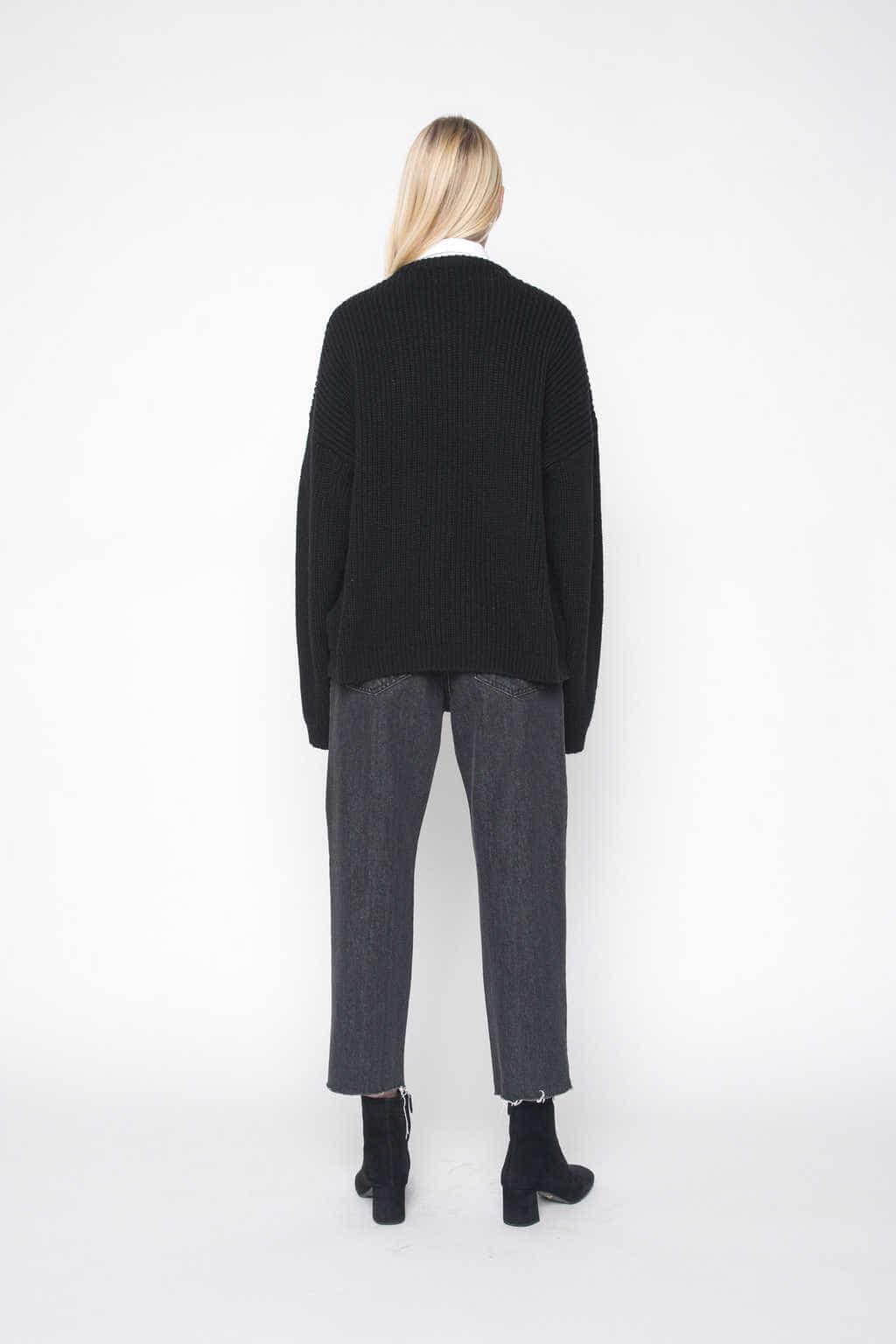 Sweater 1002 Black 4