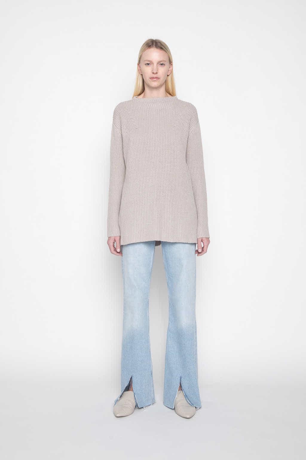Sweater 1016 Beige 1