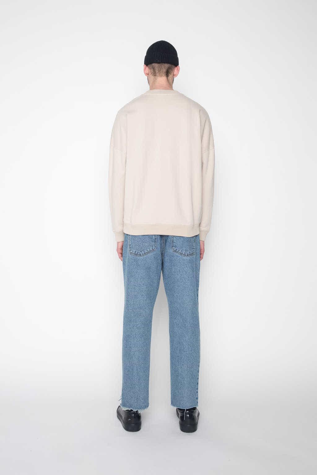 Sweater 1028 Beige 4