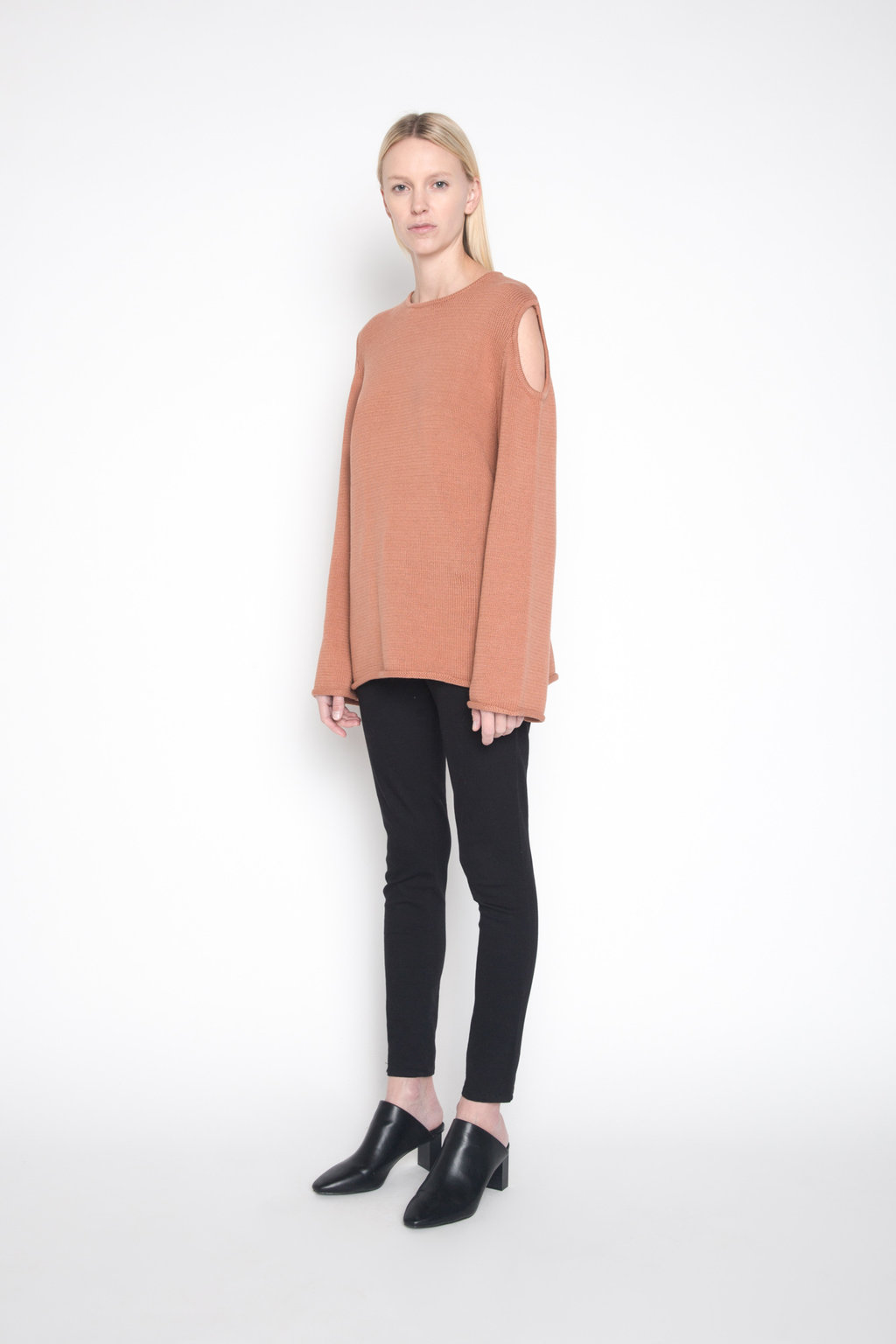 Sweater 1097 Clay 1