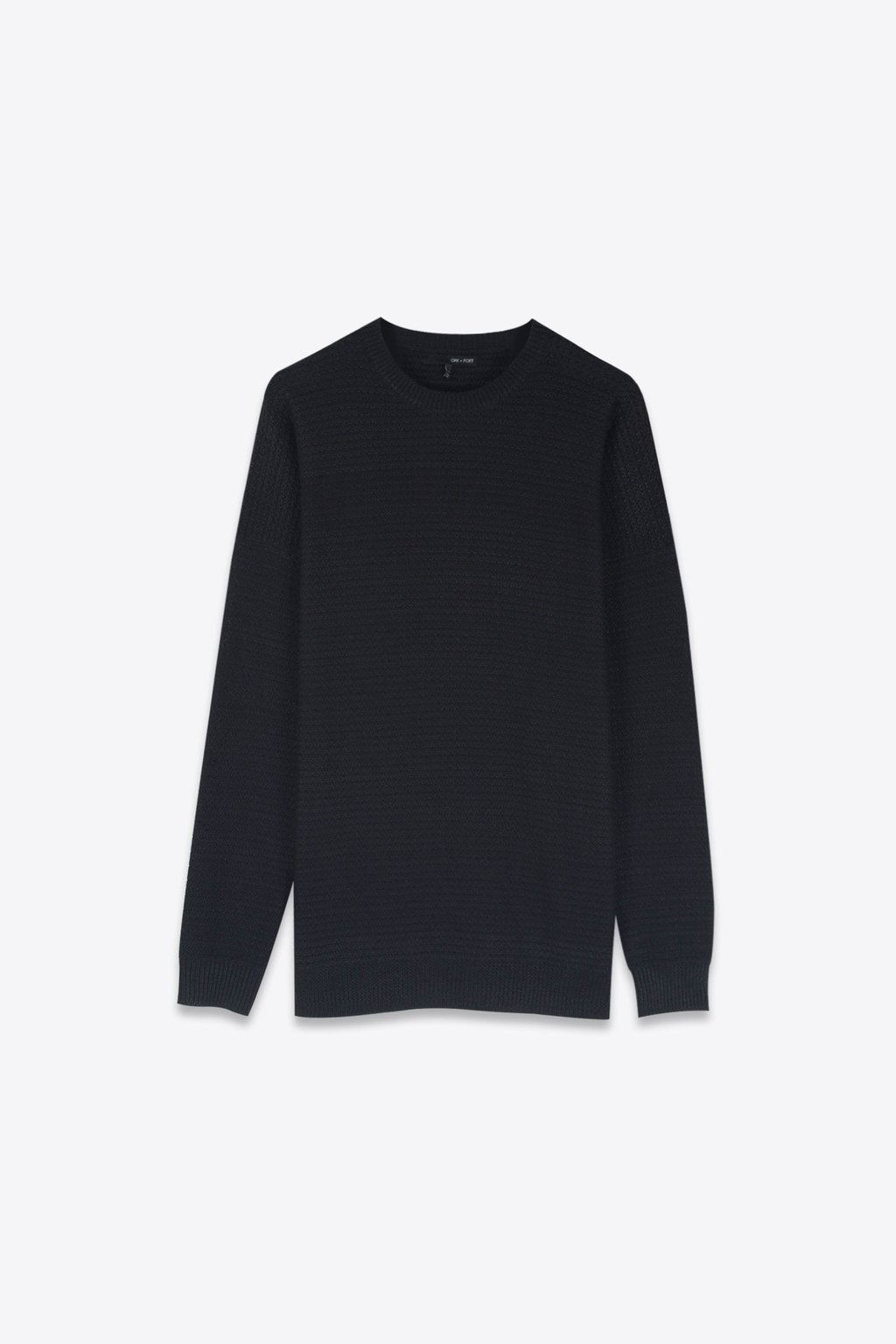 Sweater 1135 Black 6