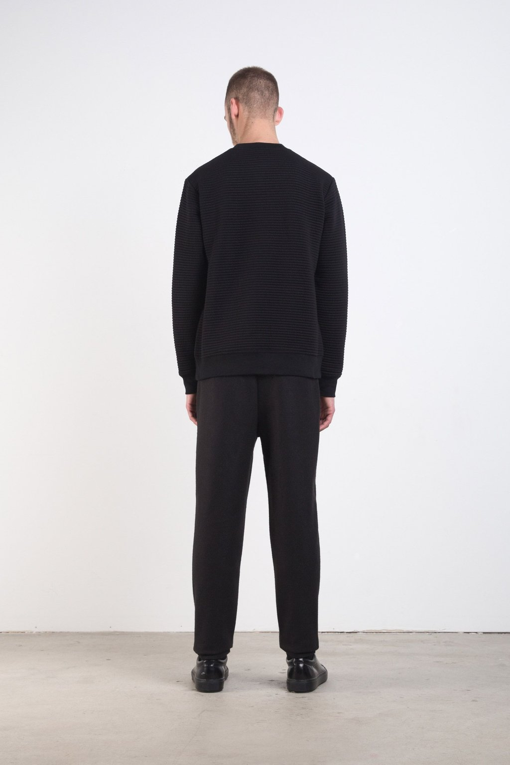Sweater 1239 Black 12