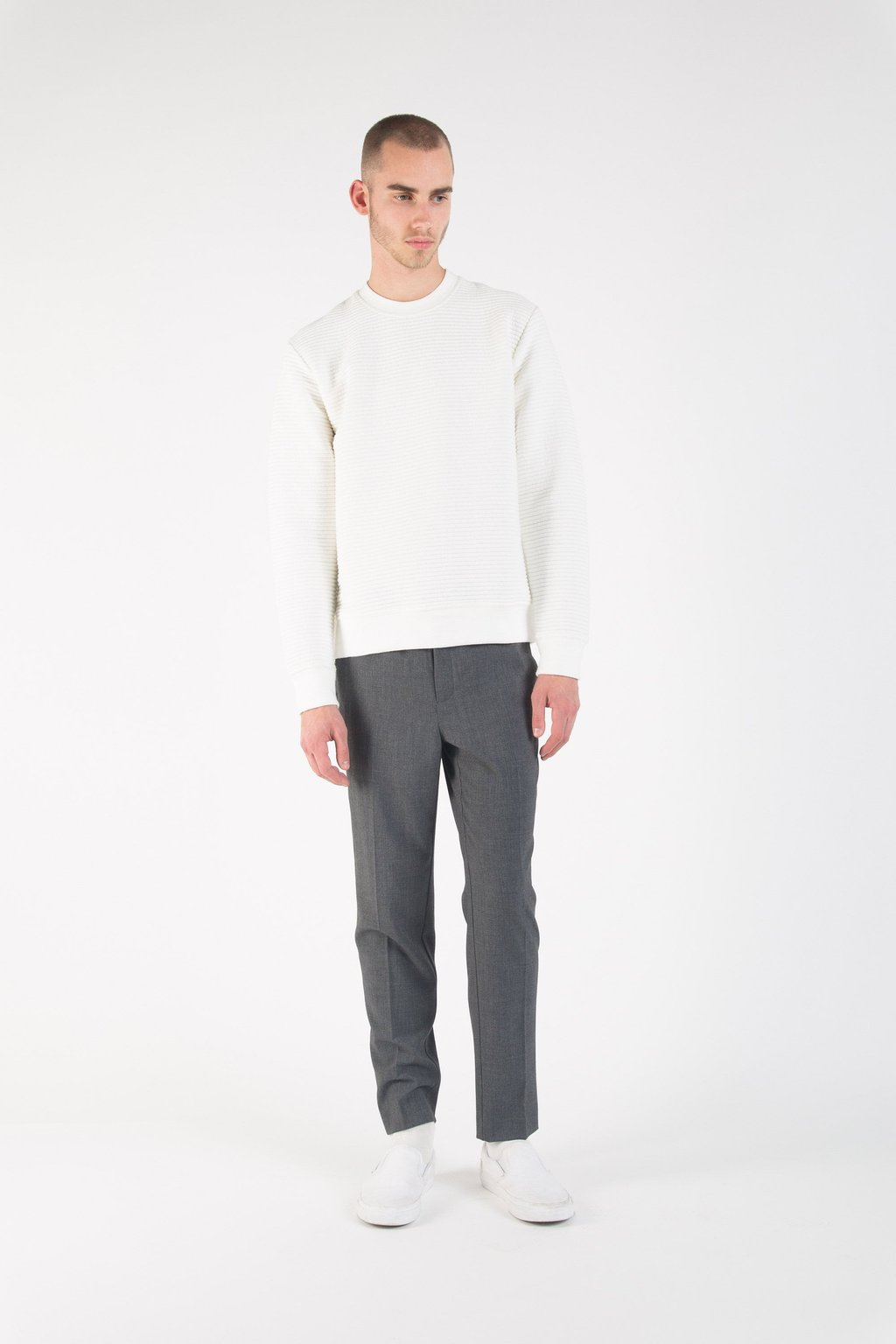 Sweater 1239 White 2