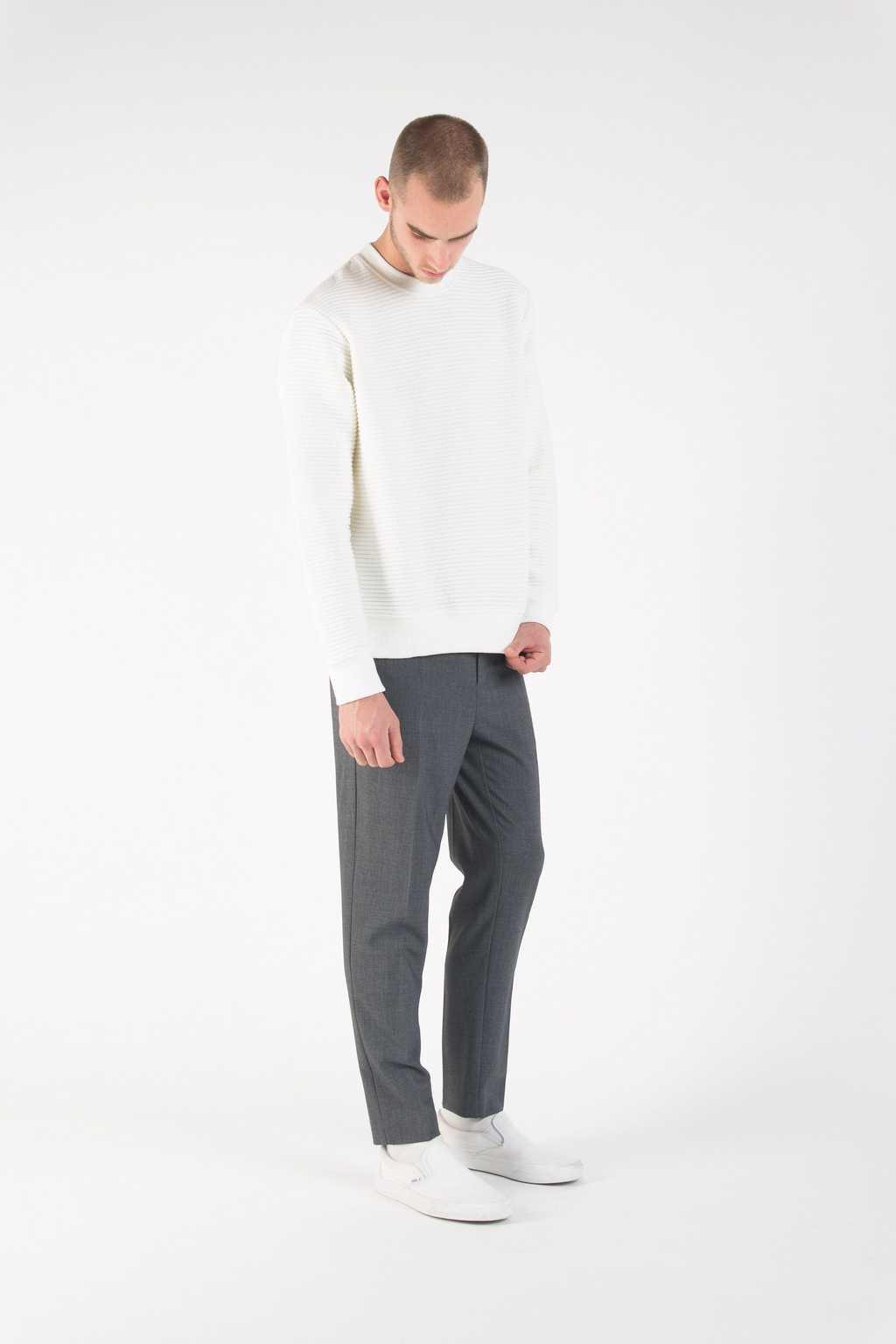 Sweater 1239 White 3