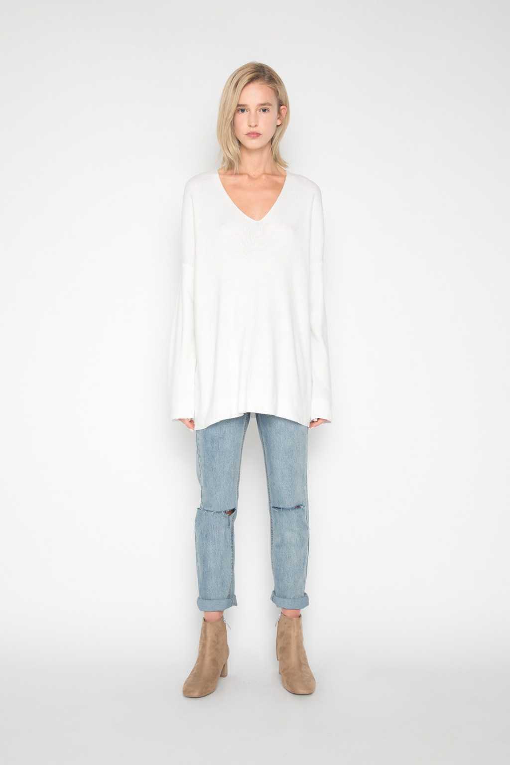 Sweater 1468 White 1