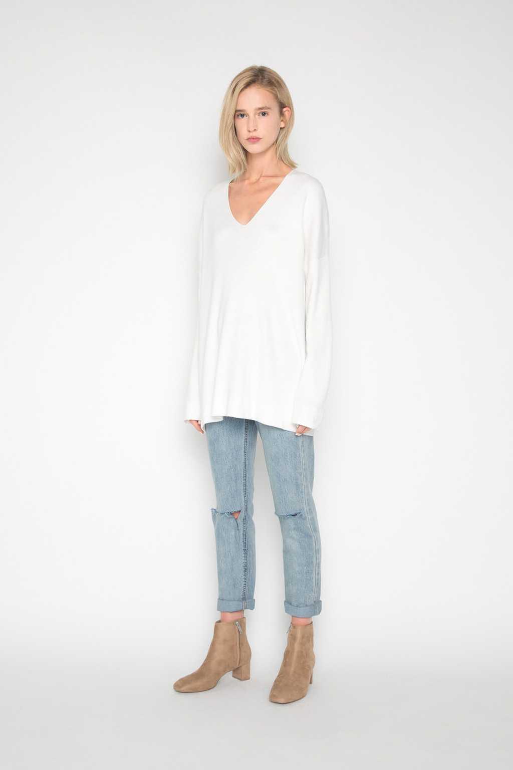 Sweater 1468 White 2