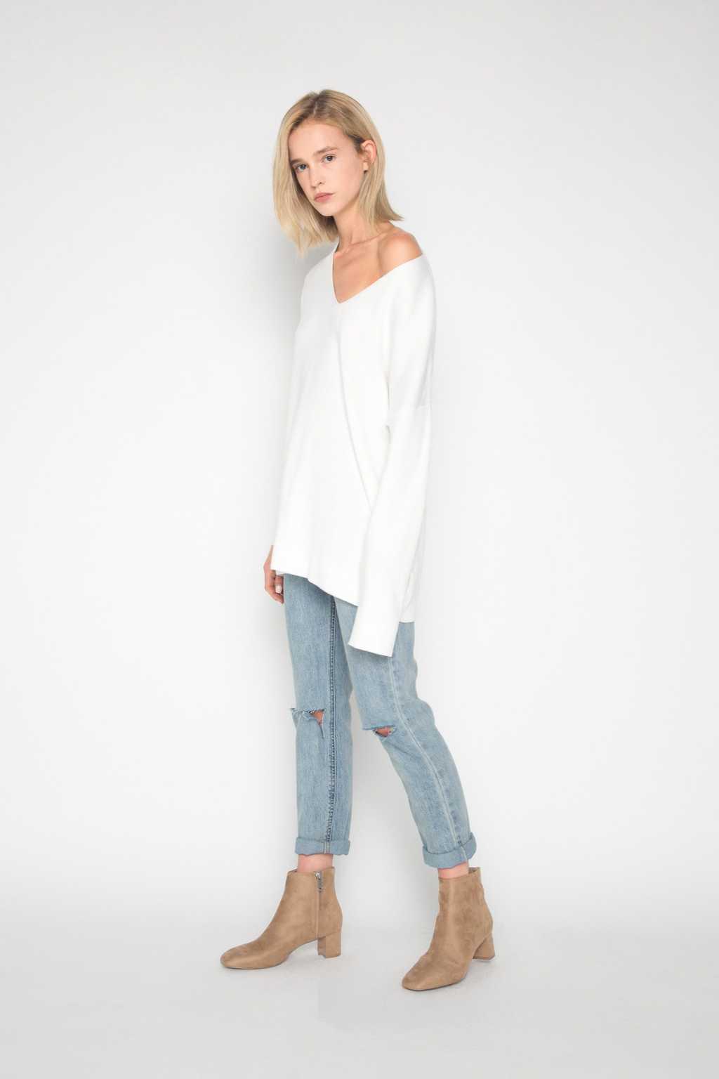 Sweater 1468 White 3