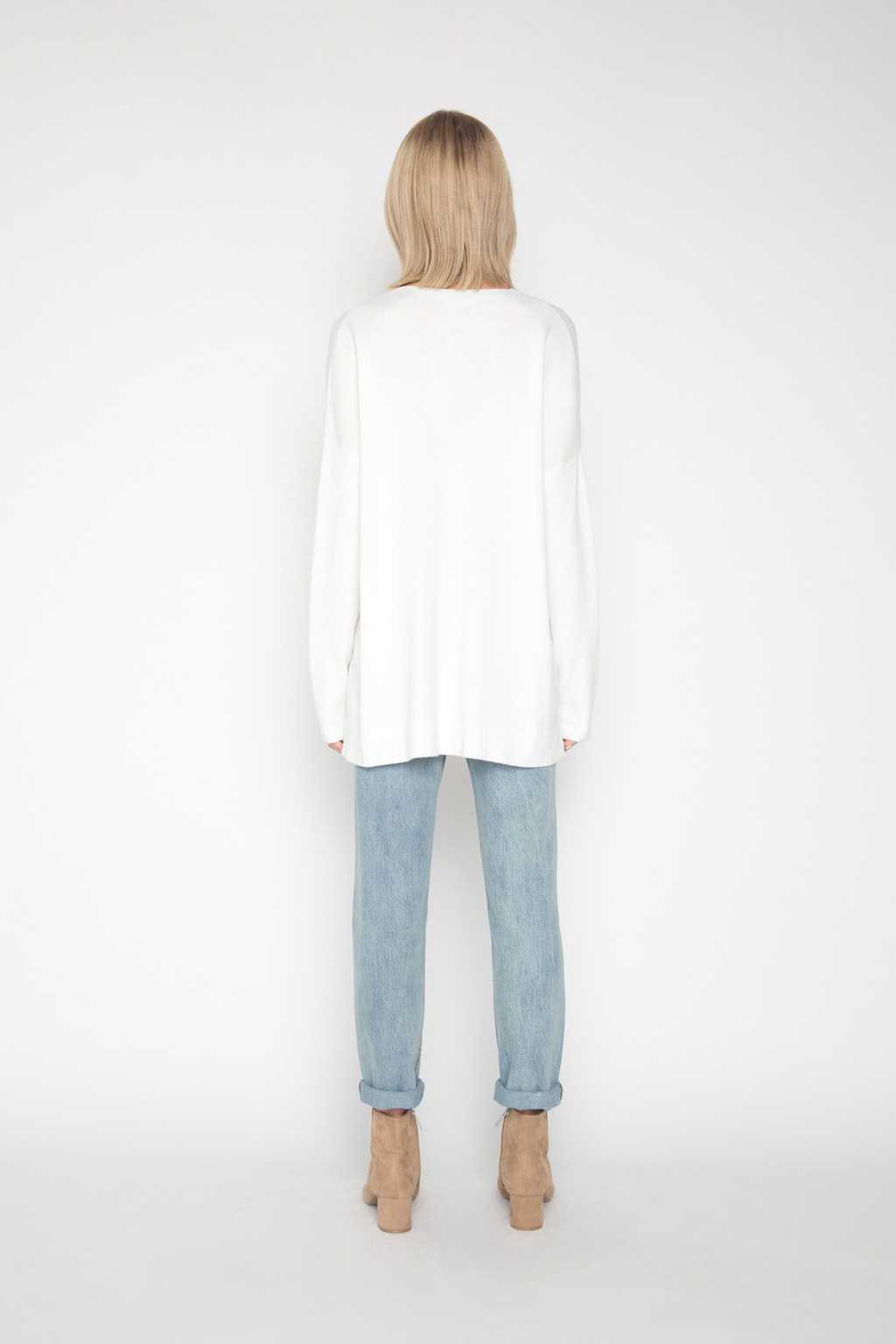 Sweater 1468 White 4