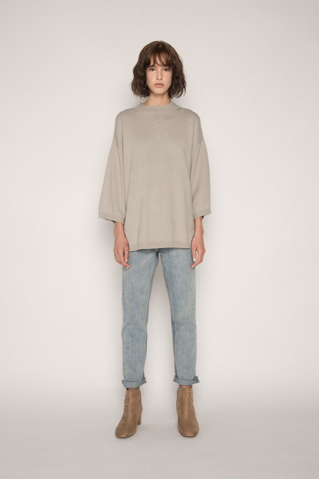 Sweater 1470 Taupe 1