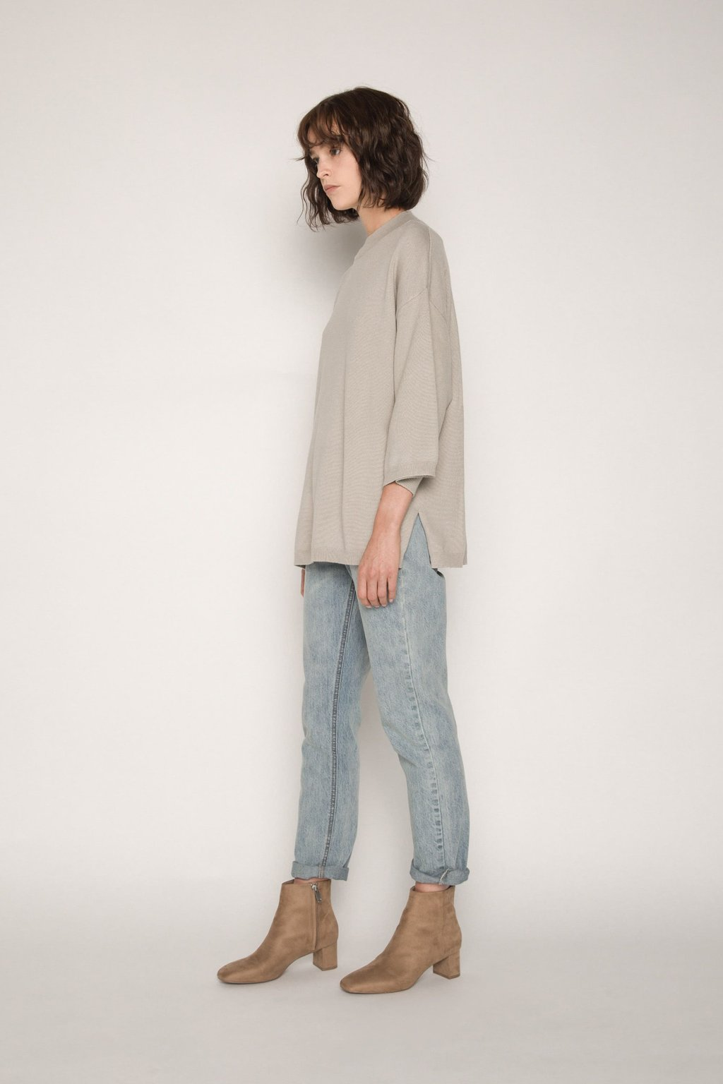 Sweater 1470 Taupe 2