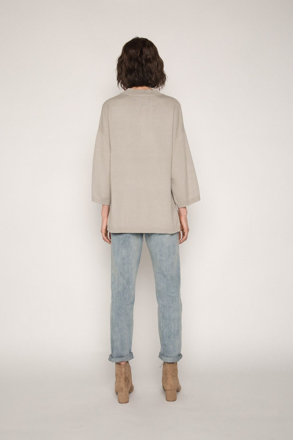 Sweater 1470 Taupe 4