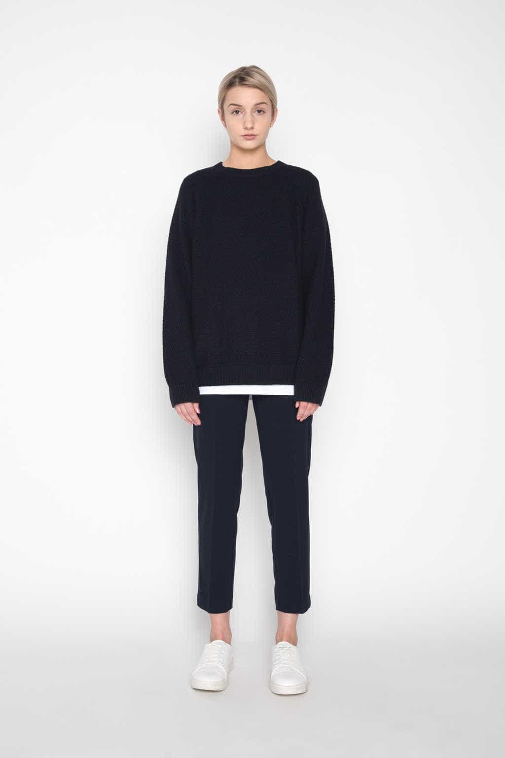 Sweater 1519 Navy 1