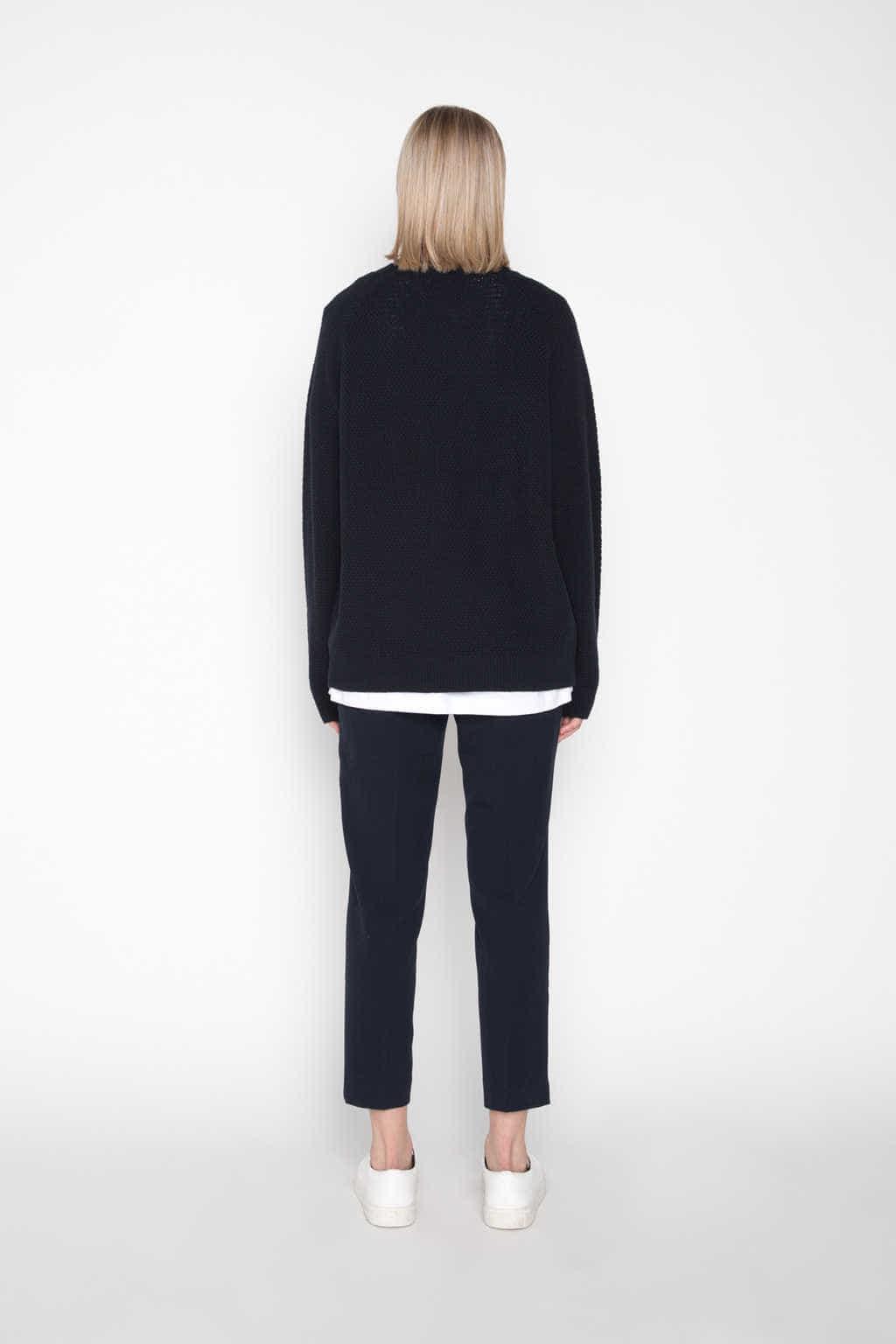 Sweater 1519 Navy 4