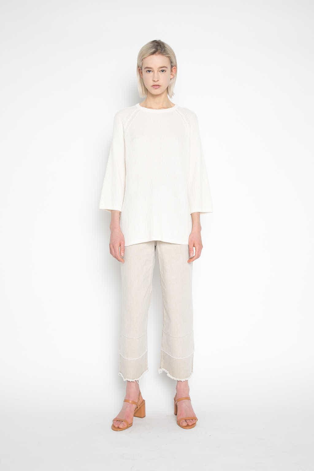 Sweater 1520 Cream 2