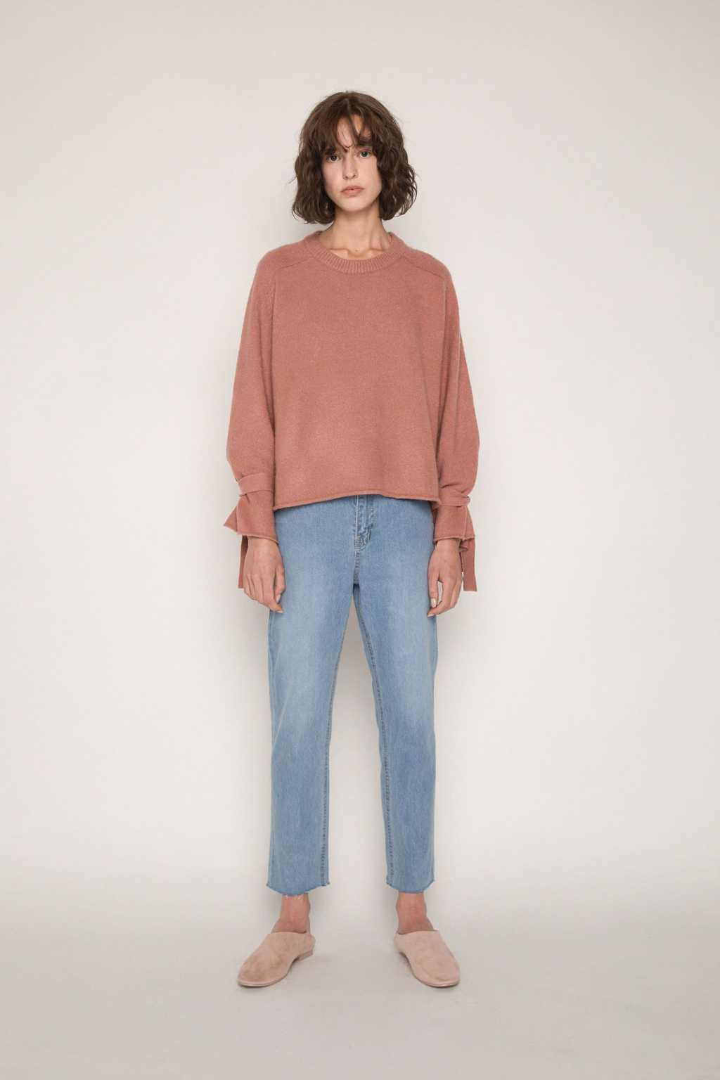Sweater 1545 Pink 1