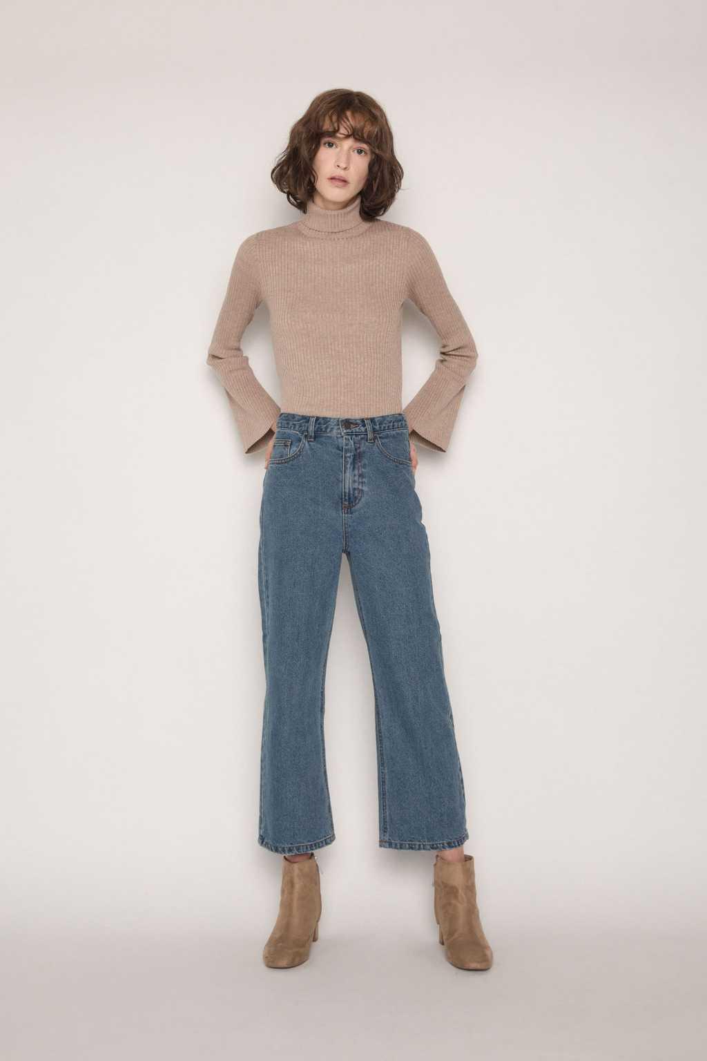 Sweater 1581 Beige 5